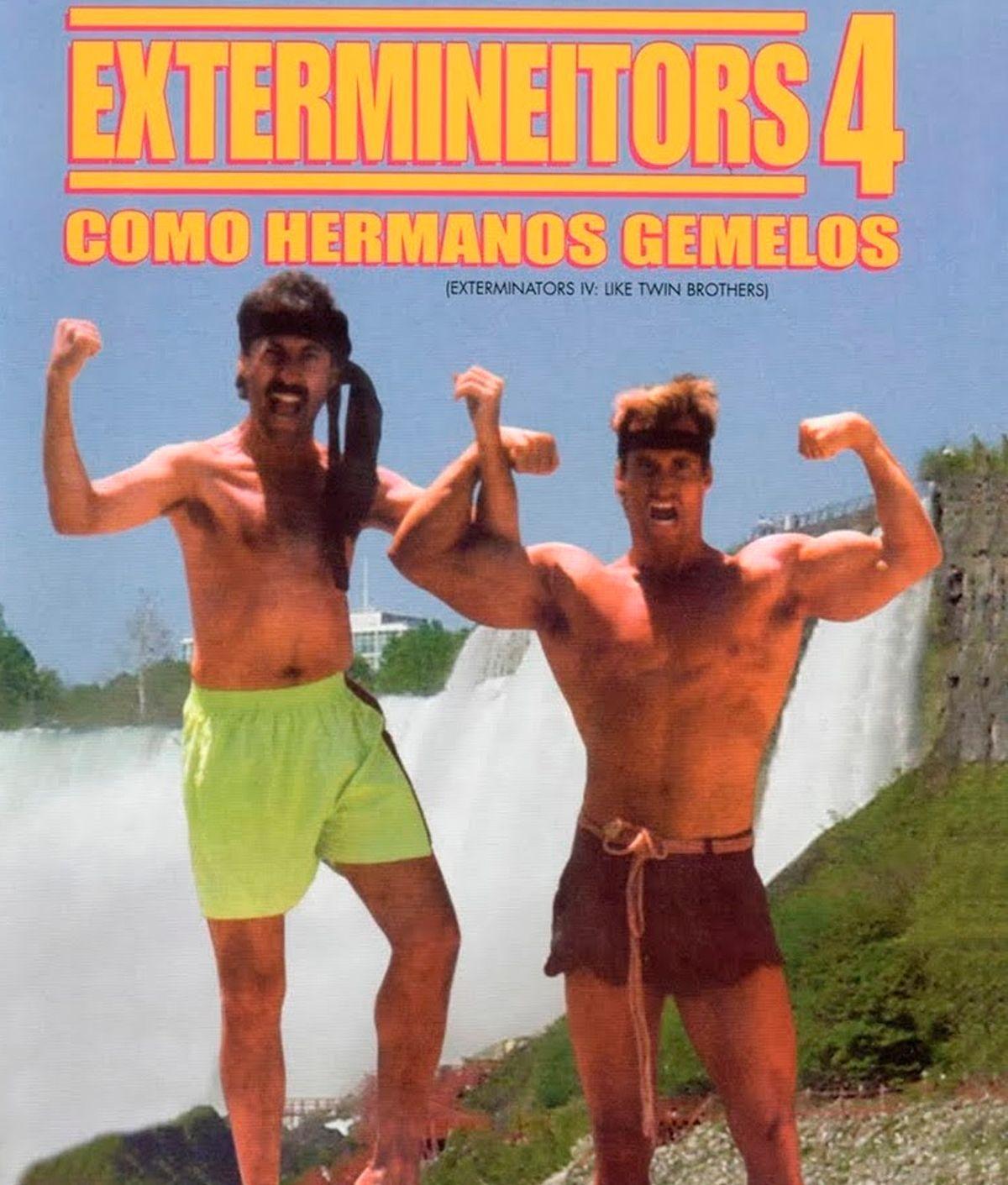 El antes y después de Los Extermineitors