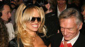 Pamela Anderson, desconsolada