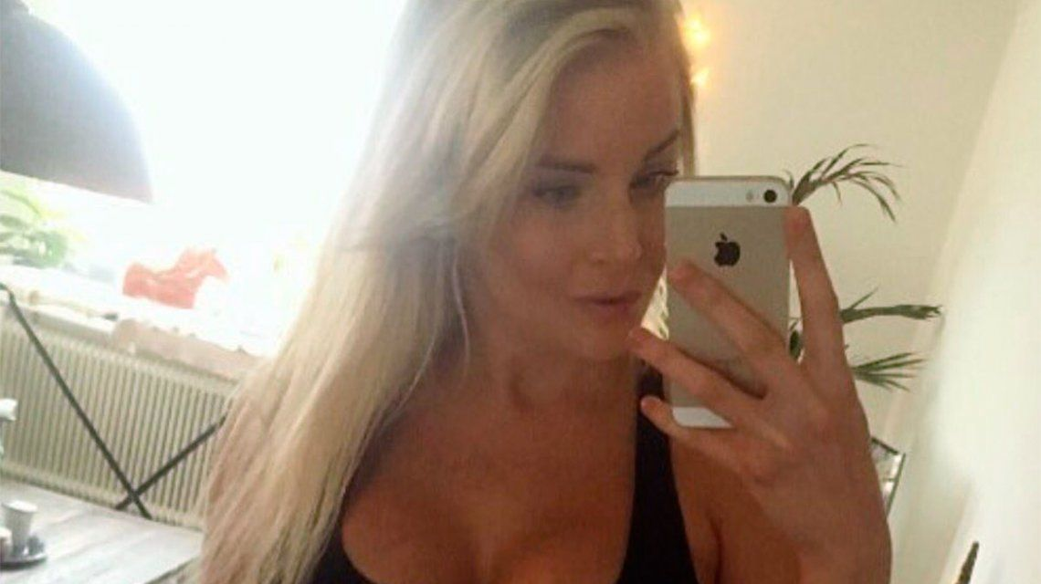 La Sueca Larsson está irreconocible: Soy una gordita muy feliz