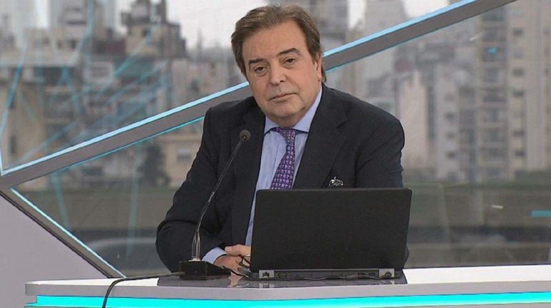 Murió el periodista de TN Edgardo Antoñana, conocido como el conductor gruñón