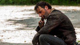 The Walking Dead podría seguir sin Rick