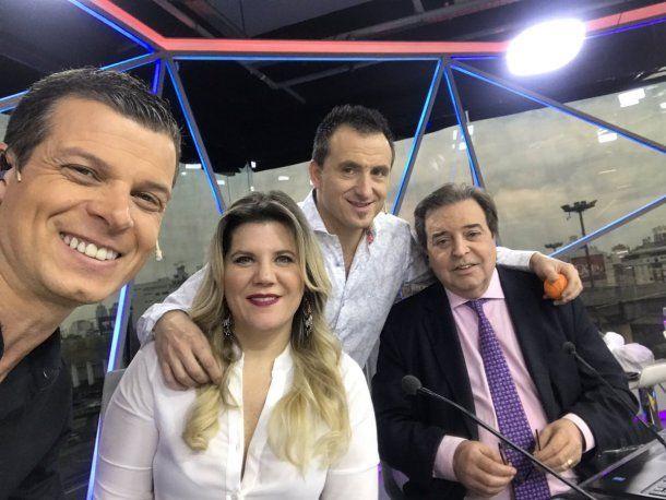 Edgardo Antoñana se despidió
