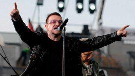 U2 en México