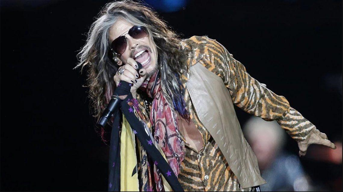 Aerosmith se iba a presentar el 3 de octubre en Rosario