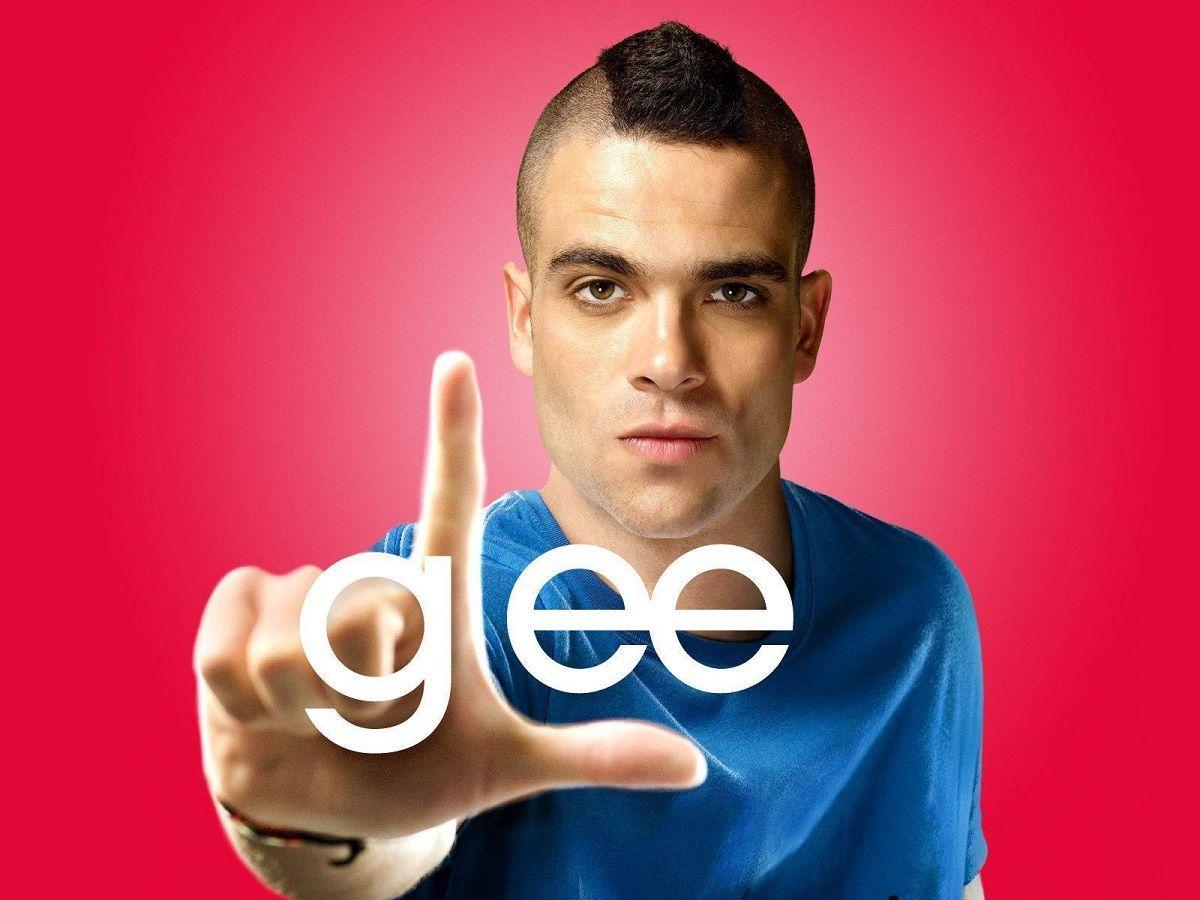 Mark Salling de Glee