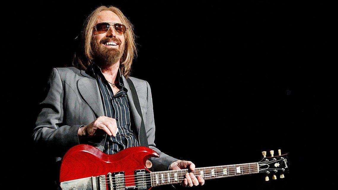 La muerte de Tom Petty emocionó al Indio Solari