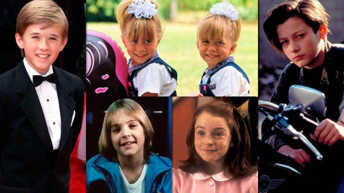 Los niños estrellas que terminaron mal