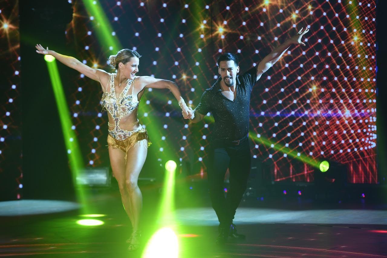 Mica Viciconte debutó en el Bailando y no defraudó: el video de su coreo de Chachachá pop