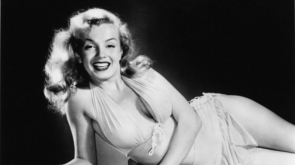 Subastan fotos de Marilyn Monroe desnuda