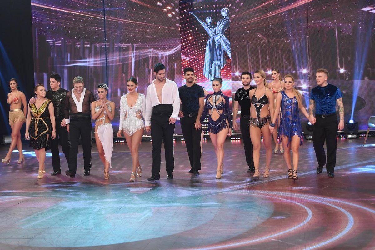 Seis sentenciados en el Bailando