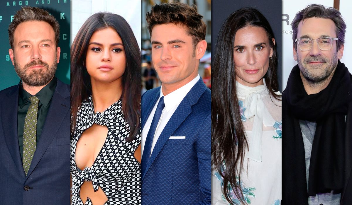 Las celebridades que se internaron en centros de rehabilitación en secreto