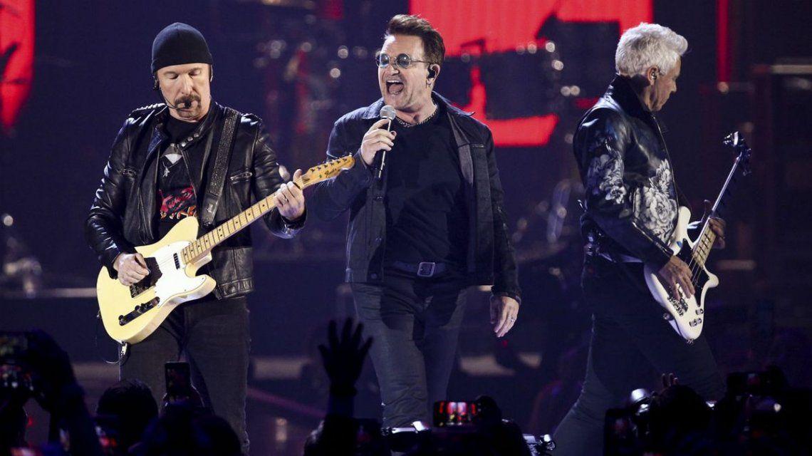 U2 postergó su show por la Selección y sus fanáticos explotaron