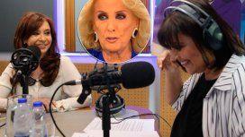 Cristina Kirchner, muy crítica con Mirtha Legrand