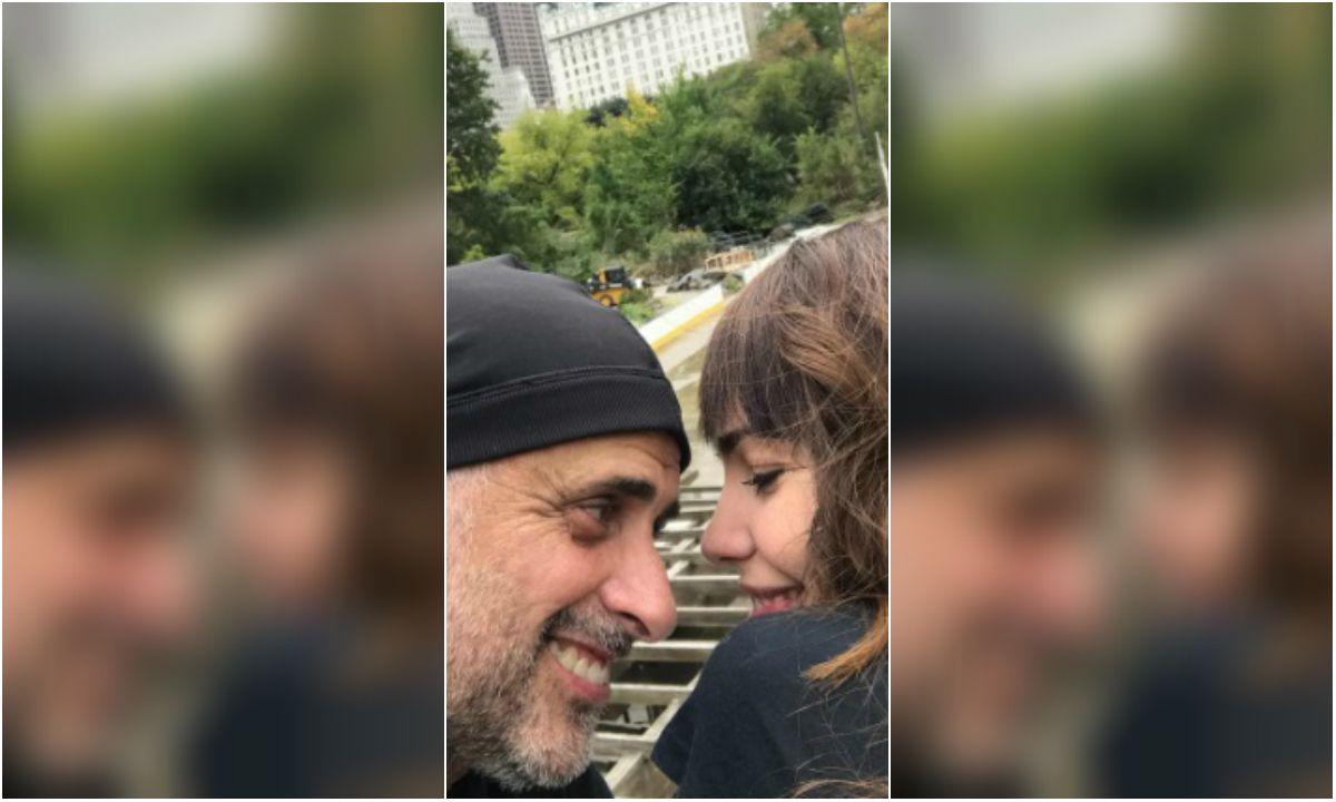 Rial y Romina Pereiro