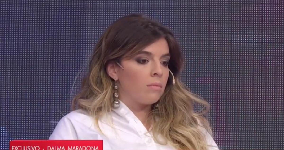 ¿Dalma Maradona invitó a Verónica Ojeda y su hermano Dieguito al casamiento?