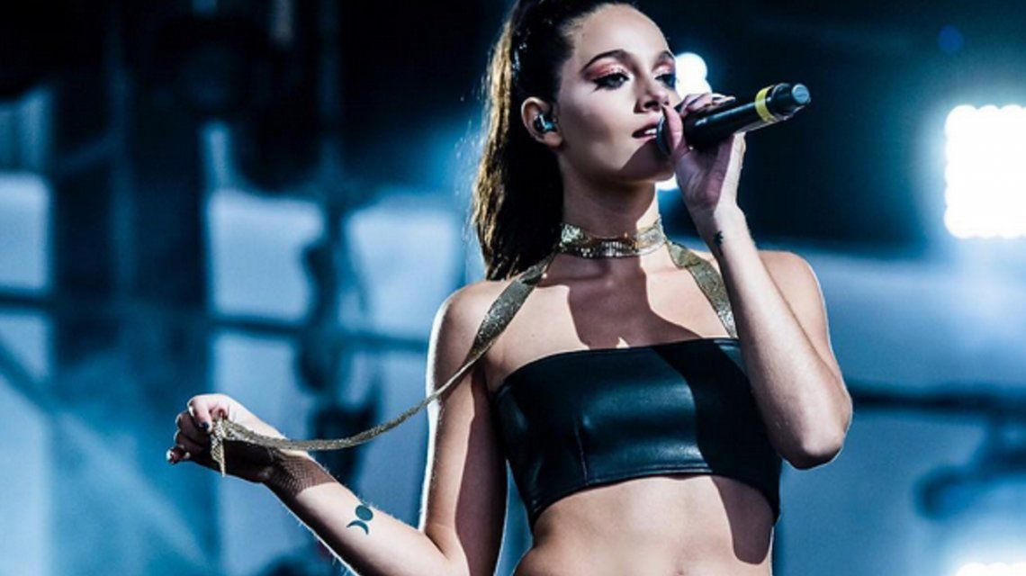 El video de Oriana Sabatini bailando reggaetón que fue furor en Instagram
