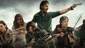 The Walking Dead y su octava temporada