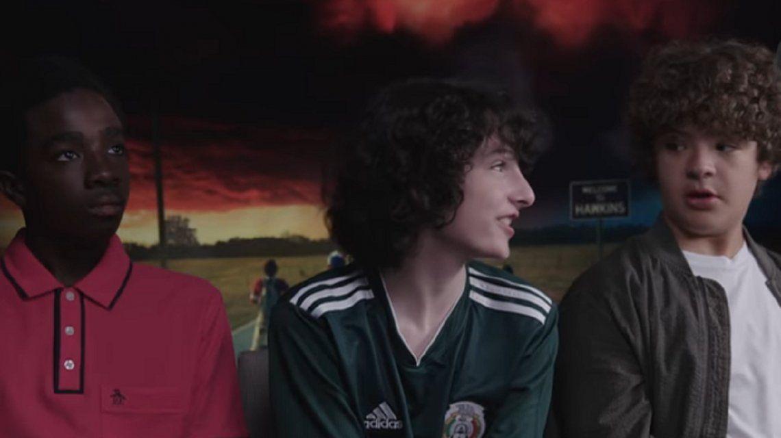 Los chicos de Stranger Things adelantan detalles de la segunda temporada: Trastorna tu mente