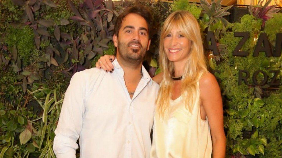Soledad Solaro se separó de su novio Alejandro Larose