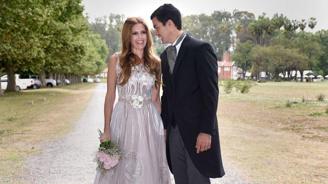Isabel Macedo confirmó su embarazo: espera su primer hijo con Urtubey