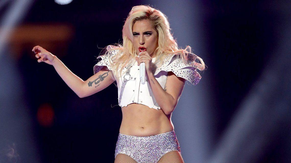 Las fotos más sexys de Lady Gaga