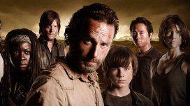 La octava temporada de The Walking Dead