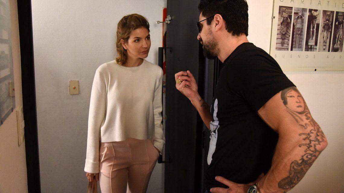 Lucía y Mariano