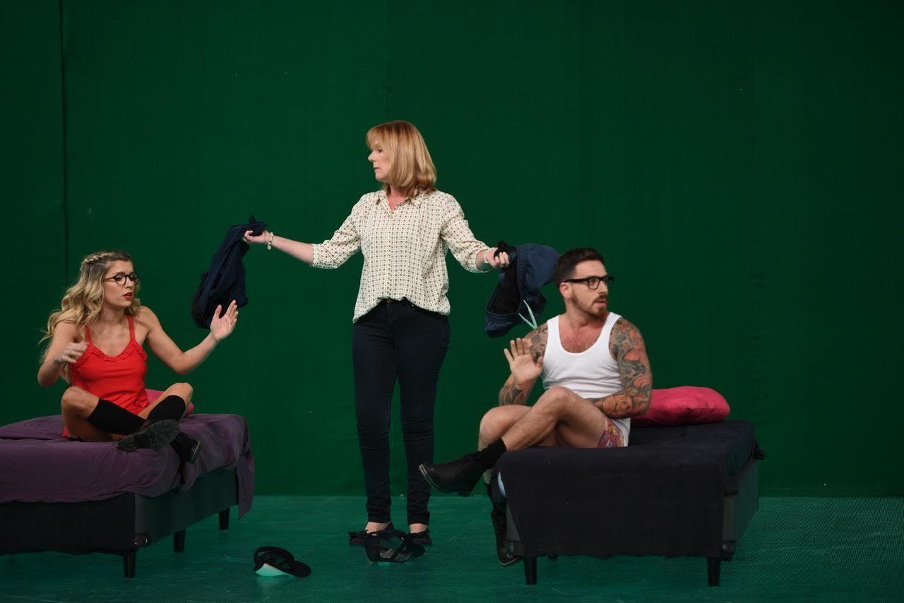 Tinelli quiere a la mamá de Laurita Fernández en el Bailando