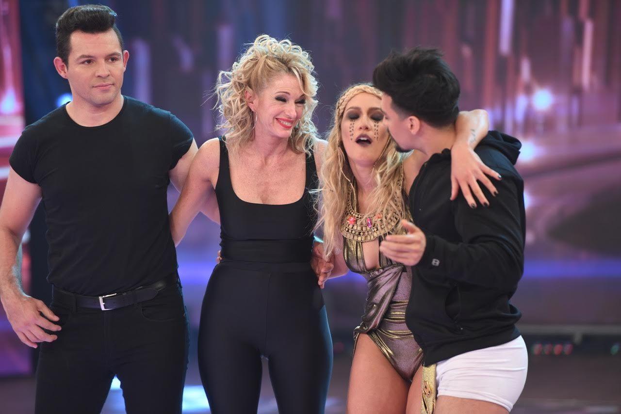 Yanina Latorre se despidió del Bailando con lágrimas y emoción