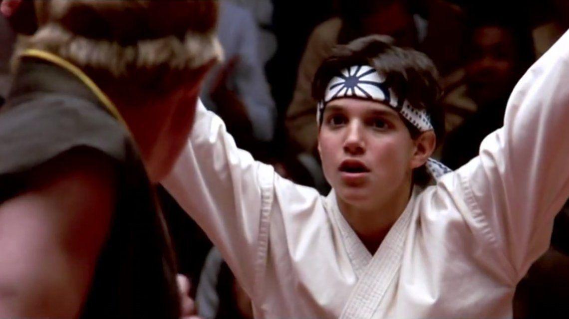 Así están hoy Ralph Macchio y William Zabka, los archienemigos de Karate Kid