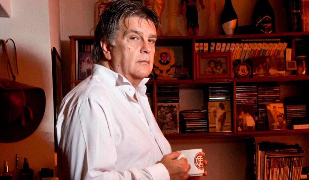 Luis Ventura defendió a Ari Paluch