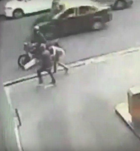 Jorge Rial, atacado por motochorros<br>