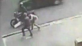 Jorge Rial, atacado por motochorros