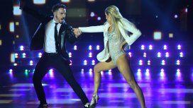 Fede Bal y Laurita Fernández bailaron Footlose