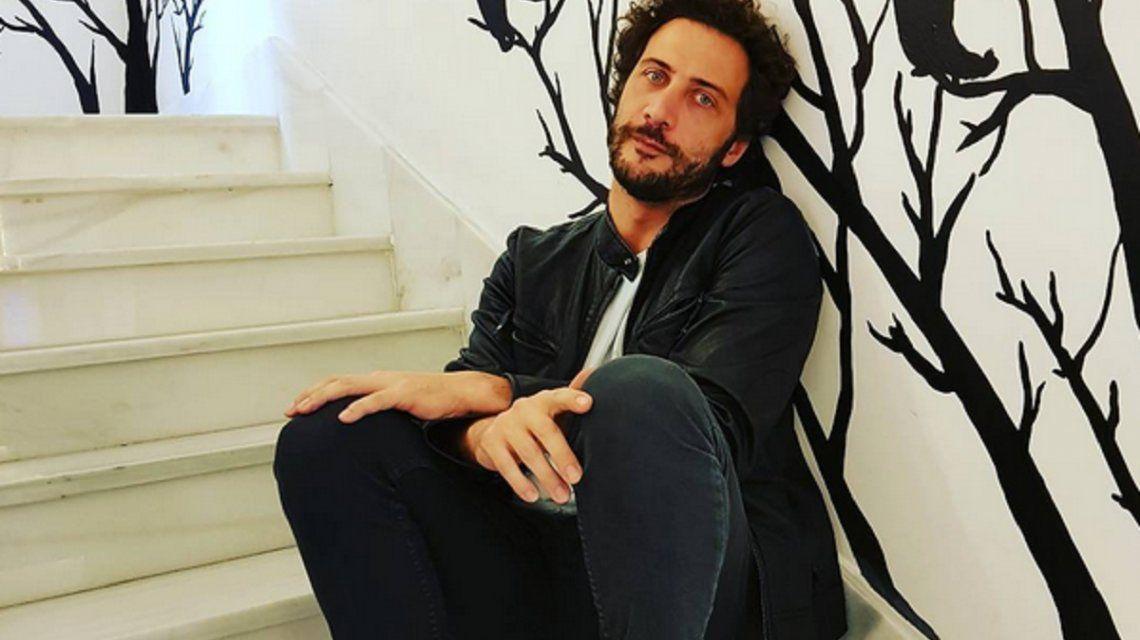 Luciano Cáceres habló de su relación con Gloria Carrá. Foto: Instagram.