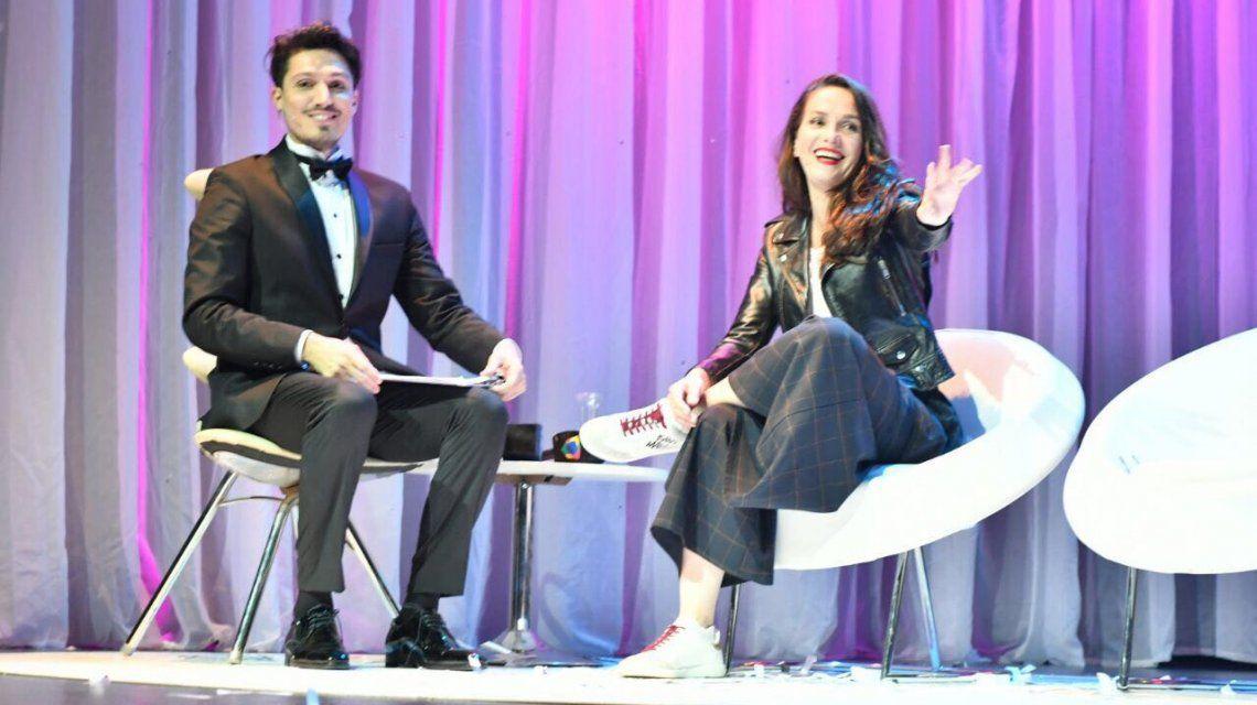 Natalia Oreiro y una autocrítica ¡con humor!: Parezco así buenita pero soy bastante zorra