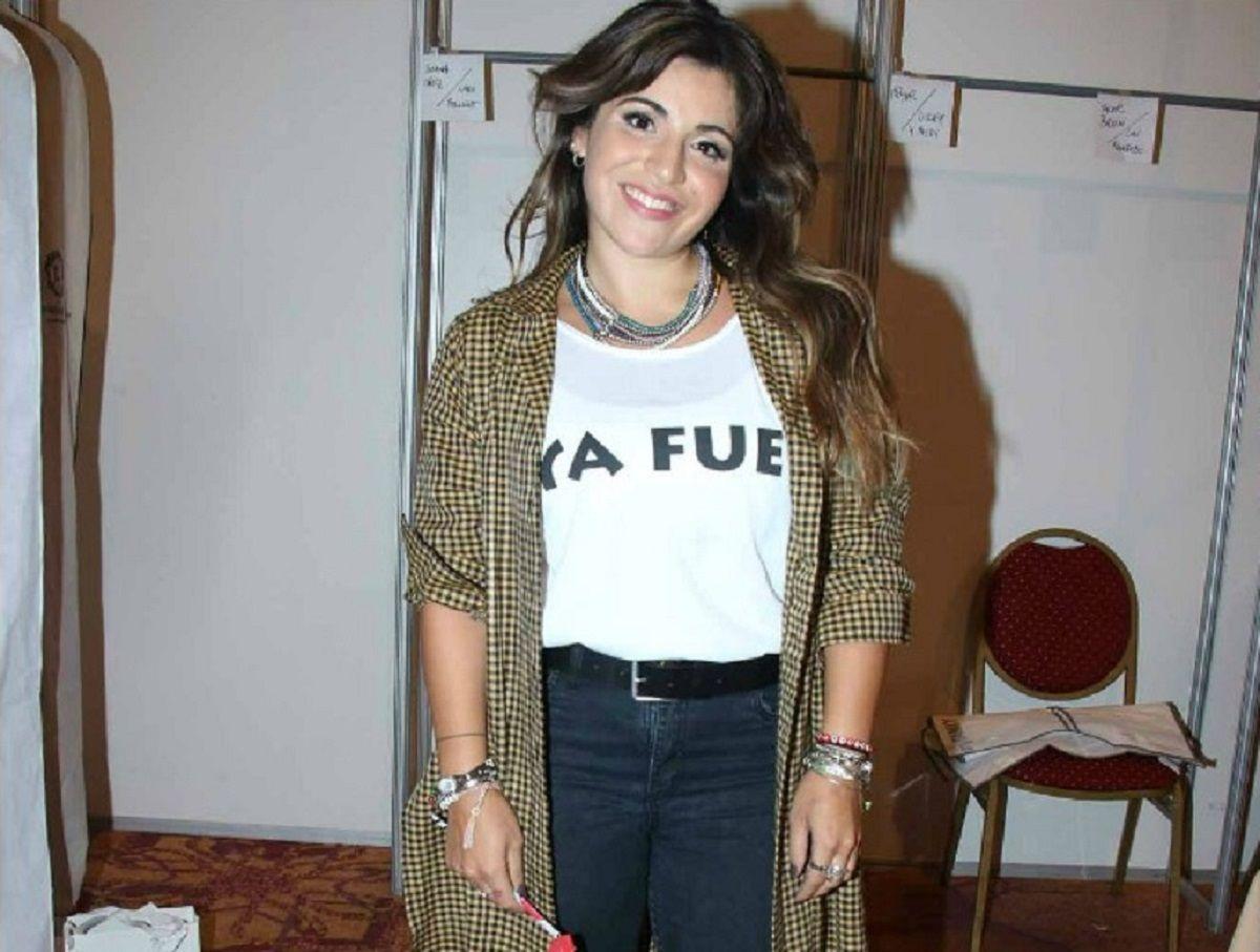 Filoso mensaje de Gianinna a Maradona por su cumpleaños: Deseo que recuperes tu felicidad