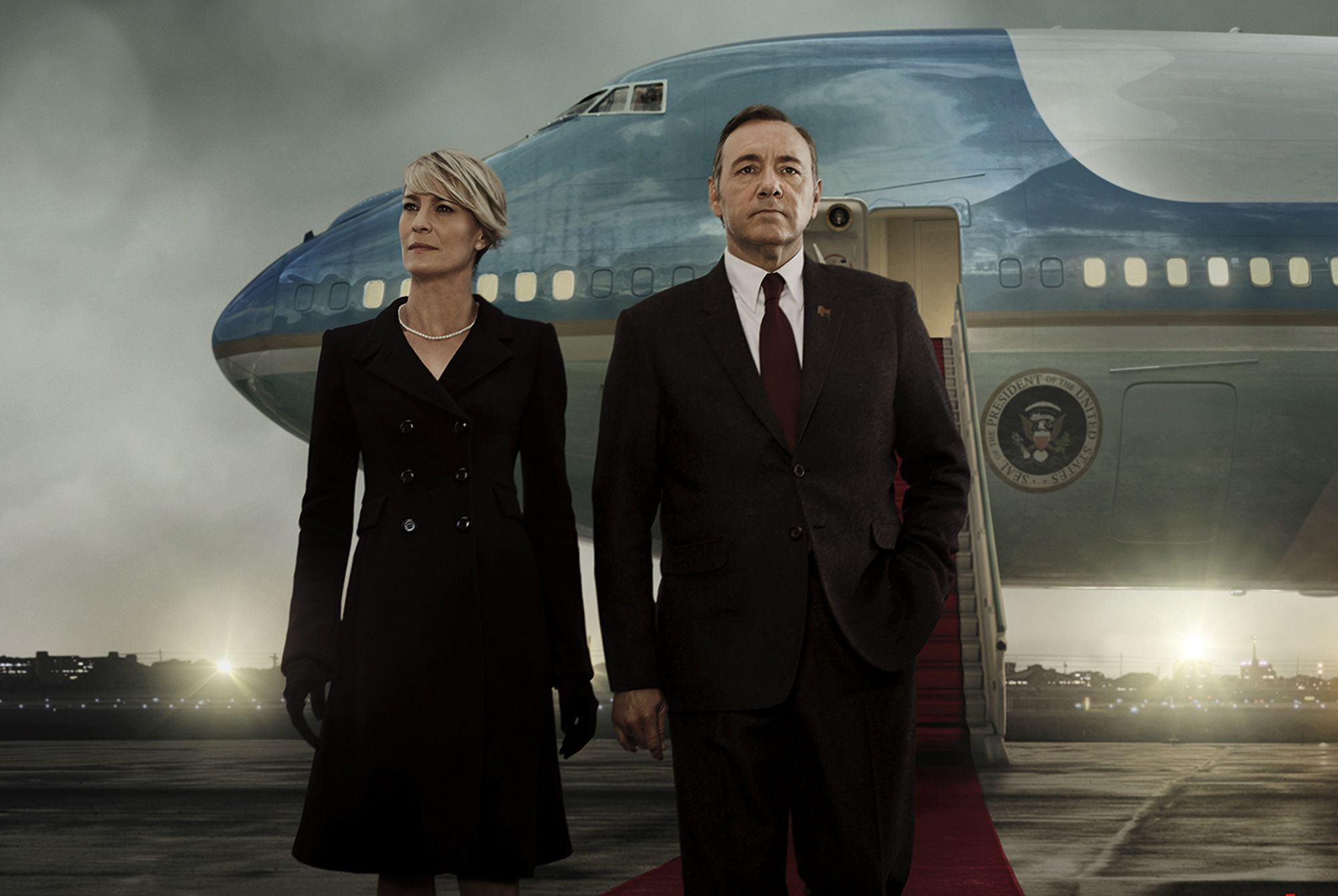 Tras la denuncia contra Spacey, se termina House of Cards