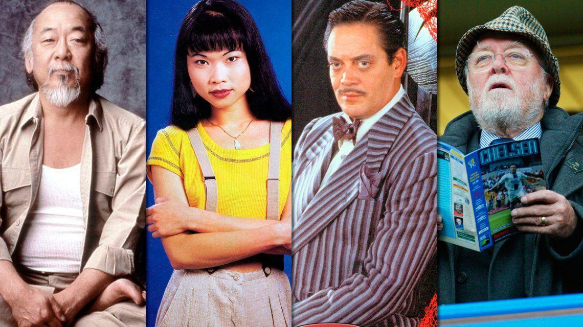 Los famosos actores que murieron y quizá ni sabías