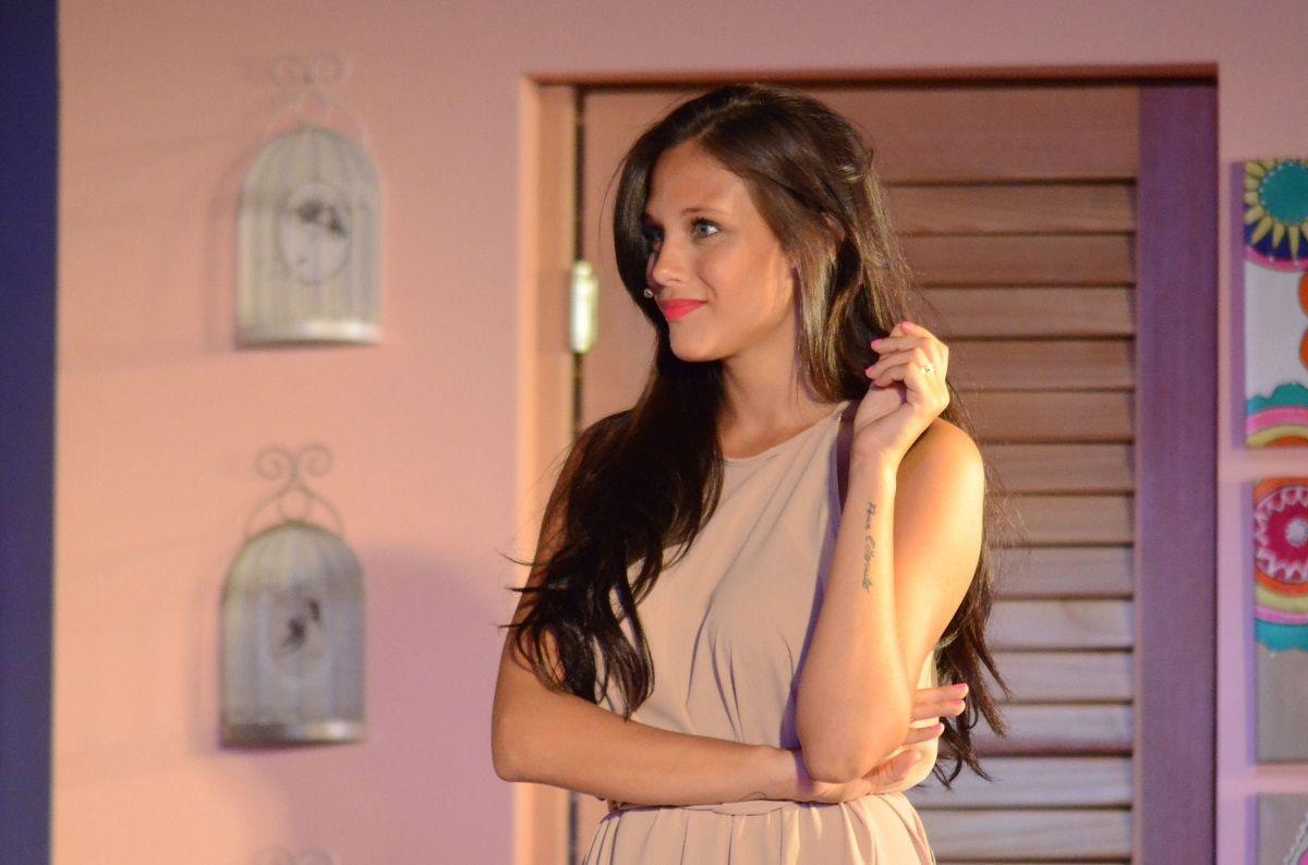 Barbie Vélez contó detalles de su romance con Lucas Rodríguez