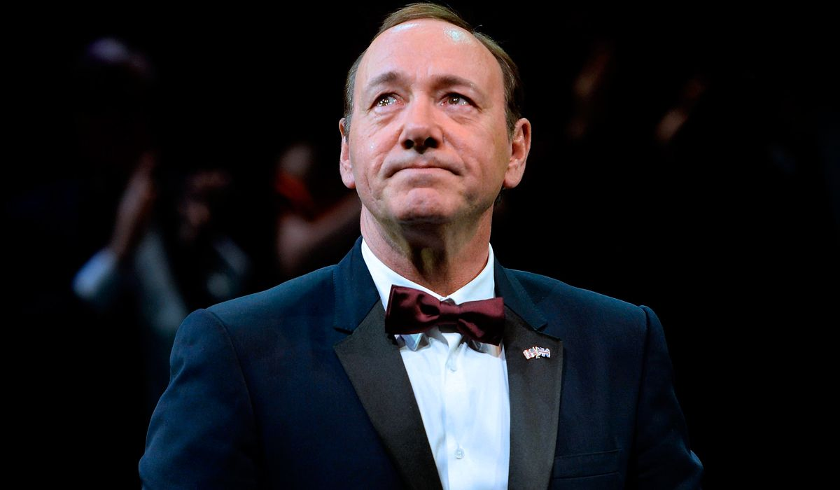 Kevin Spacey fue acusado de abuso sexual en reiteradas oportunidades