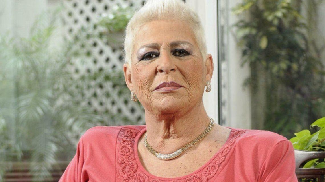 María Martha murió a los 72 años