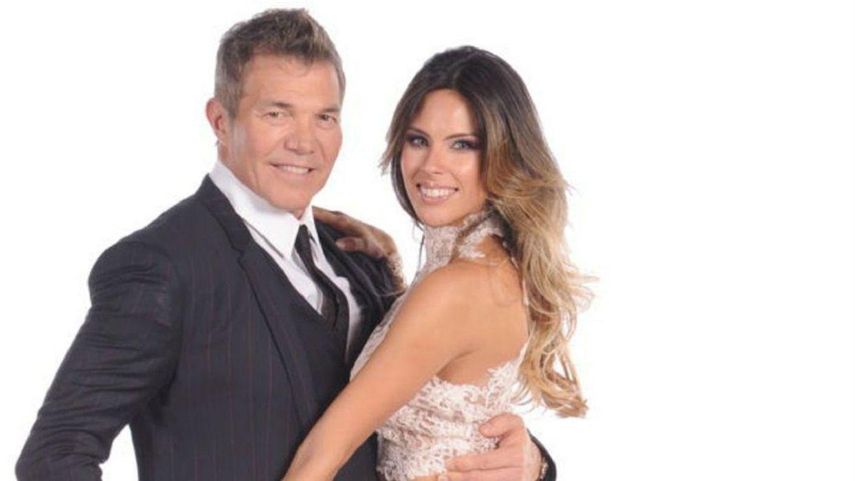 Barby Franco anunció su casamiento con Fernando Burlando