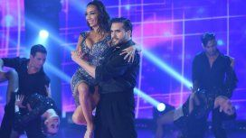 VIDEO: Mora Godoy abrió el ritmo de tango con un espectacular show
