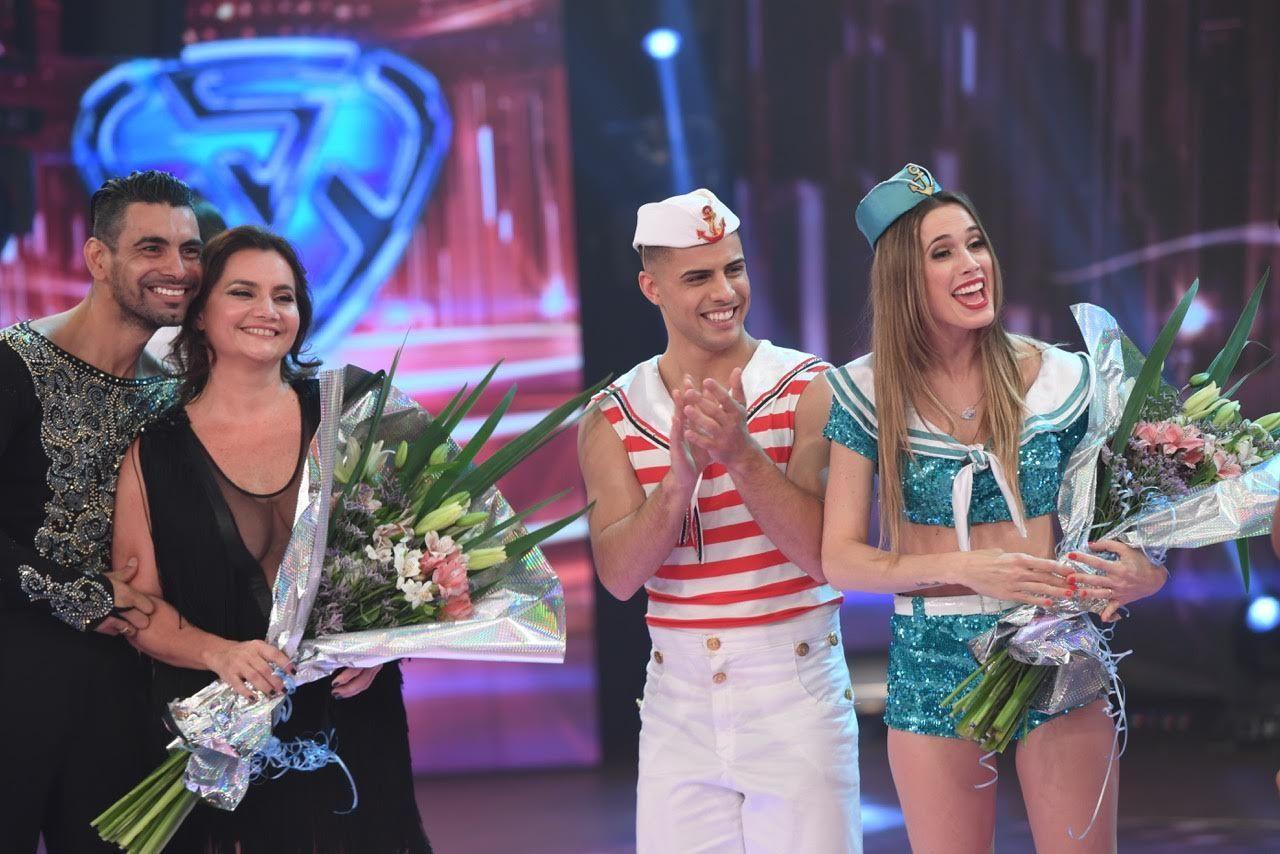 La angustia de Nancy Pazos tras ser eliminada del Bailando