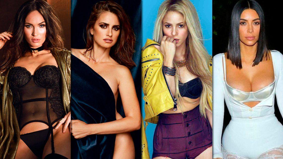 11 famosas a las que el paso del tiempo las benefició