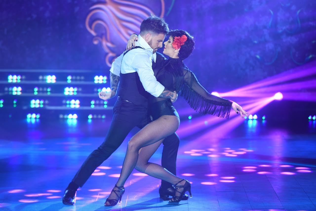 Fede y Laurita bailaron tango y se llevaron solo 11 puntos