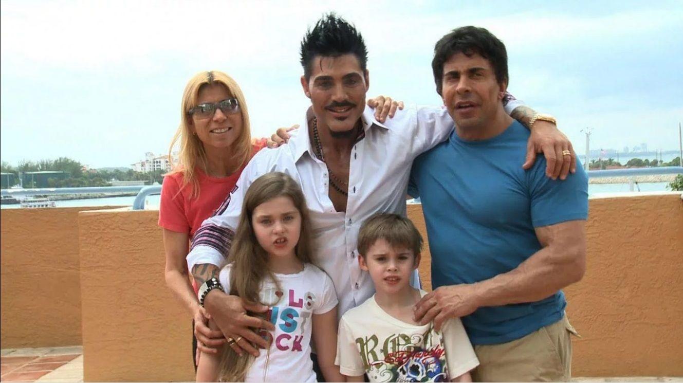 Los hijos de Ricardo Fort