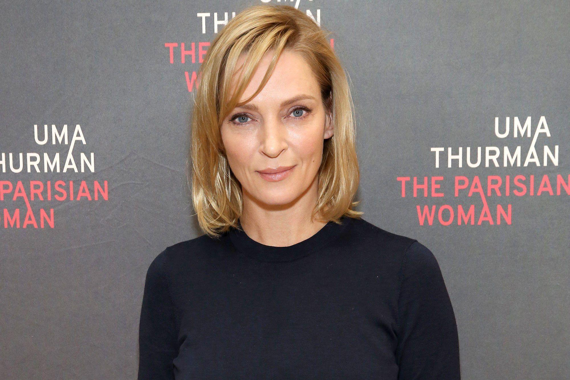 Uma Thurman sobre los abusos en Hollywood