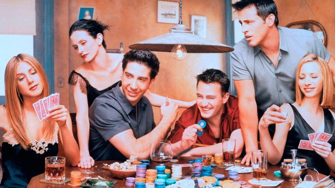 El lado oscuro de cada uno de los protagonistas de Friends